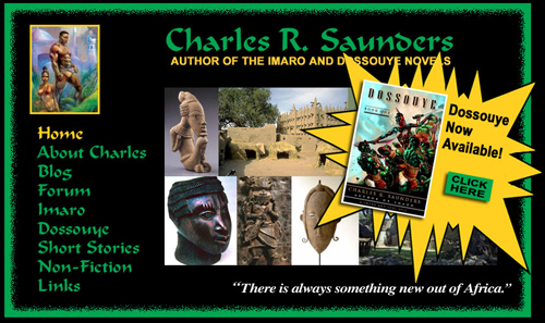 Charles R. Saunders' Website