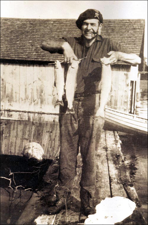ernest hemingway fly fishing - photo #8
